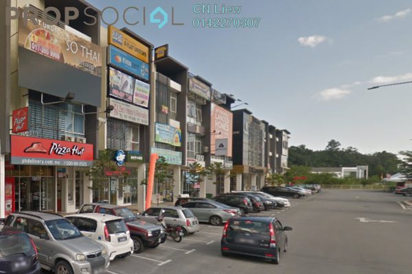 For Sale Shop at Kiara Business Centre, Semenyih Freehold Unfurnished 0R/0B 2.35m