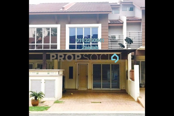 For Sale Terrace at Alam d'16, Shah Alam Freehold Unfurnished 4R/3B 688k