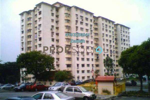 For Sale Apartment at Desa Satu, Kepong Freehold Unfurnished 3R/1B 150k