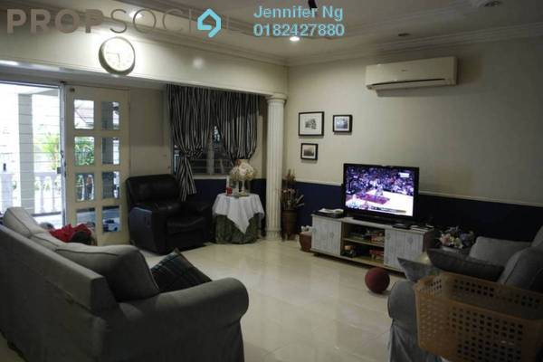 For Sale Terrace at USJ 23, UEP Subang Jaya Freehold Semi Furnished 5R/3B 888k