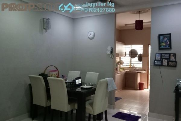 For Sale Terrace at Taman Pinggiran USJ, Subang Jaya Freehold Semi Furnished 4R/3B 675k