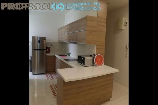 For Rent Condominium at Skypod, Bandar Puchong Jaya Freehold Fully Furnished 3R/3B 2.8k