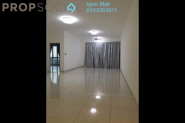 For Rent Condominium at You Residences @ You City, Batu 9 Cheras Freehold Semi Furnished 3R/2B 1.6k