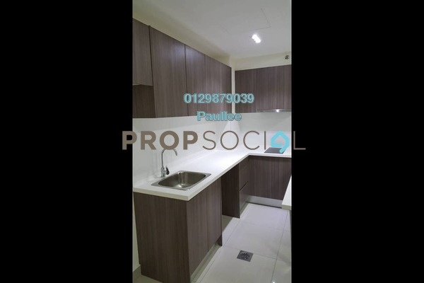 For Rent Condominium at Hyve, Cyberjaya Freehold Fully Furnished 0R/1B 1.1k
