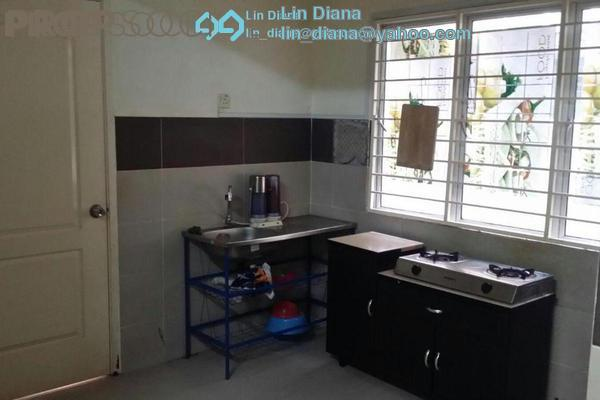 For Rent Terrace at Section 1, Bandar Mahkota Cheras Freehold Fully Furnished 4R/3B 1.8k