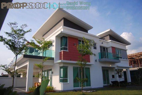 For Sale Semi-Detached at Taman Villa Perdana, Kajang Freehold Unfurnished 5R/6B 1.6m