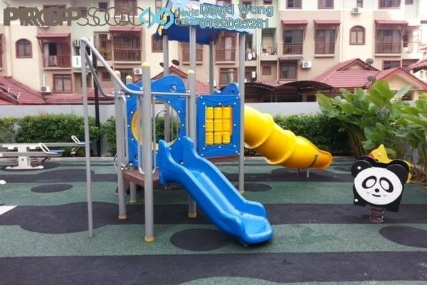 For Sale Condominium at Villa Laman Tasik, Bandar Sri Permaisuri Leasehold Semi Furnished 3R/2B 670k