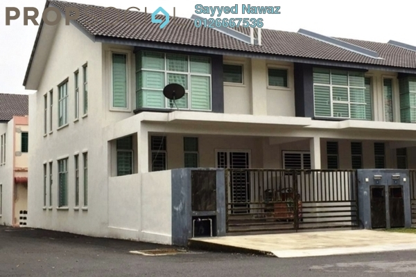For Sale Townhouse at Bangi Avenue, Kajang Freehold Unfurnished 4R/4B 550k