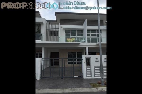 For Sale Terrace at Taman Cheras Idaman, Bandar Sungai Long Leasehold Unfurnished 4R/3B 810k