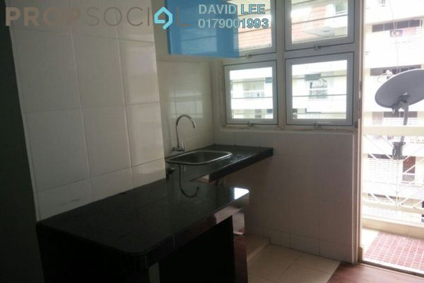 For Sale SoHo/Studio at Menara Impian, Ampang Leasehold Semi Furnished 0R/1B 280k
