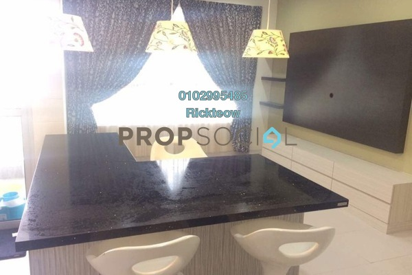 For Sale Condominium at The Domain, Cyberjaya Freehold Fully Furnished 2R/2B 400k
