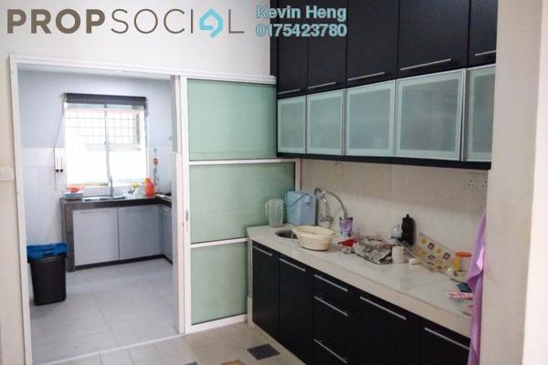 For Sale Link at Taman Pinggiran USJ, Subang Jaya Freehold Semi Furnished 4R/3B 610k