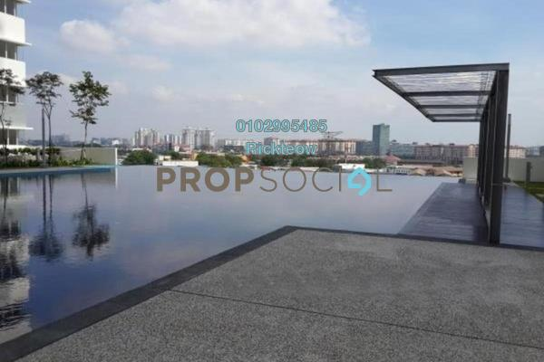 For Sale Condominium at Koi Kinrara, Bandar Puchong Jaya Freehold Semi Furnished 3R/2B 500k