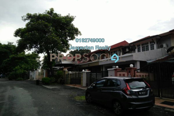 For Rent Terrace at Taman Lestari Perdana, Bandar Putra Permai Freehold Unfurnished 4R/3B 1.2k
