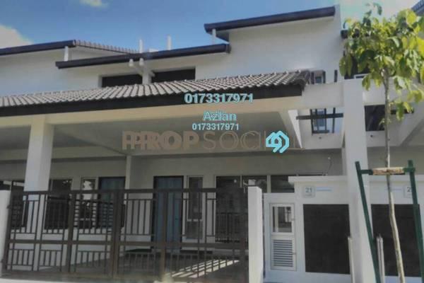For Sale Terrace at Segar, Bandar Ainsdale Freehold Unfurnished 3R/3B 500k