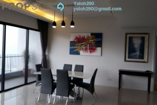 For Rent Condominium at Five Stones, Petaling Jaya Freehold Fully Furnished 5R/4B 5.5k