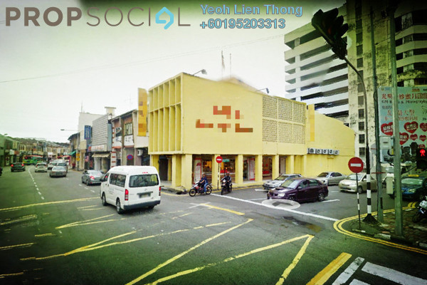 For Rent Shop at Jalan Penang, Georgetown Freehold Unfurnished 0R/2B 9k