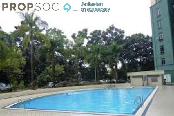 For Sale Condominium at Impian Heights, Bandar Puchong Jaya Freehold Unfurnished 3R/2B 400k