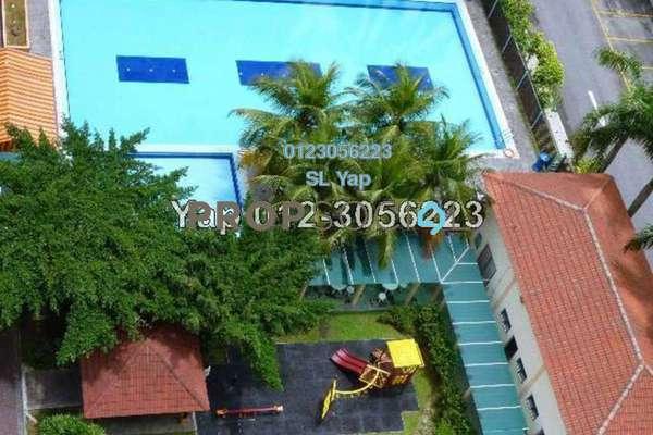 For Sale Condominium at Endah Ria, Sri Petaling Freehold Fully Furnished 1R/1B 360k