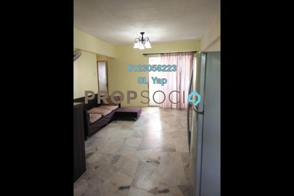 For Rent Condominium at Winner Heights, Desa Petaling Freehold Fully Furnished 3R/2B 1.2k