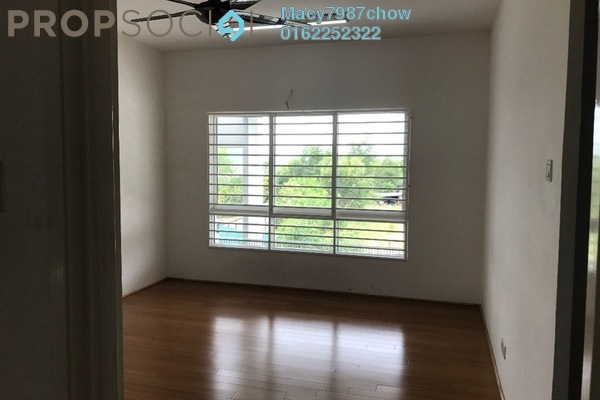 For Rent Apartment at Mirage By The Lake, Cyberjaya Freehold Unfurnished 3R/2B 1.8k