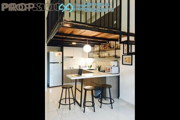 For Rent Condominium at Prima Harmoni 1, Segambut Freehold Fully Furnished 1R/1B 1.4k