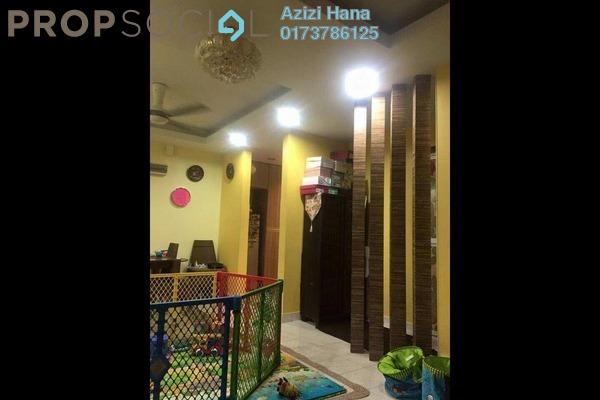 For Sale Condominium at Palm Spring, Kota Damansara Freehold Semi Furnished 3R/2B 550k