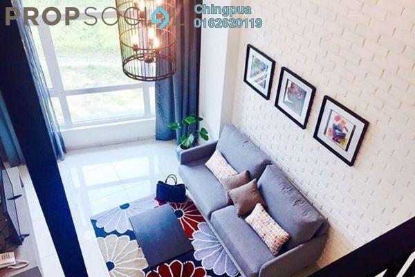 For Rent Condominium at Prima Harmoni 1, Segambut Freehold Fully Furnished 1R/1B 2.8k
