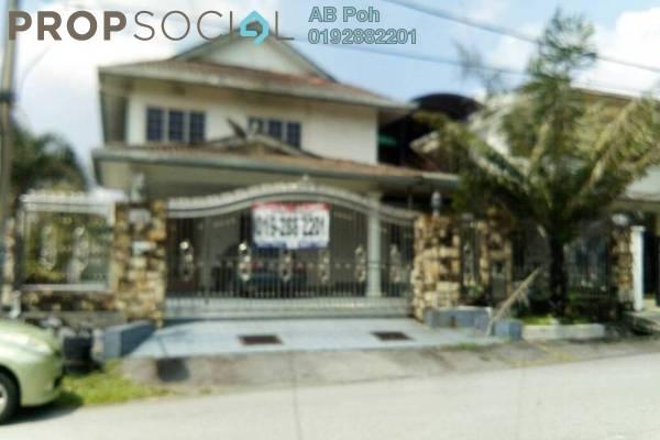For Sale Semi-Detached at SS18, Subang Jaya Freehold Semi Furnished 5R/3B 1.75m