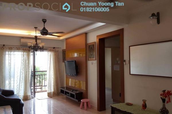 For Sale Condominium at Ampang Boulevard, Ampang Freehold Semi Furnished 3R/2B 450k