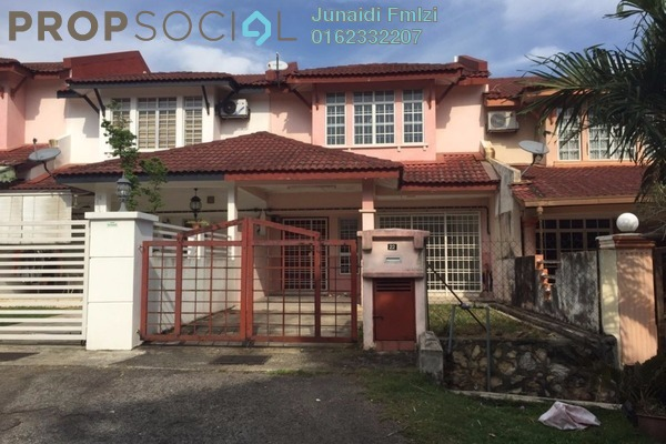 For Rent Terrace at Taman Lestari Perdana, Bandar Putra Permai Leasehold Unfurnished 4R/3B 1.2k