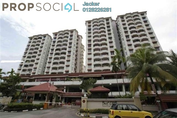 For Rent Condominium at Bukit OUG Condominium, Bukit Jalil Freehold Semi Furnished 2R/1B 950translationmissing:en.pricing.unit