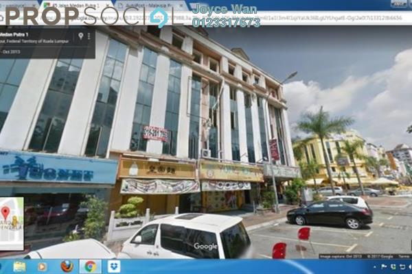 For Sale Shop at Plaza Medan Putra, Bandar Menjalara Freehold Unfurnished 0R/0B 150k