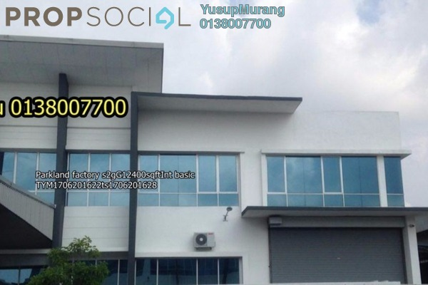 For Rent Factory at Saville Residence, Old Klang Road Freehold Semi Furnished 0R/0B 14k