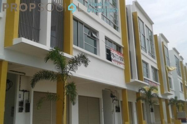 For Sale Shop at Taman Mutiara Mas, Skudai Freehold Unfurnished 0R/0B 1.8m