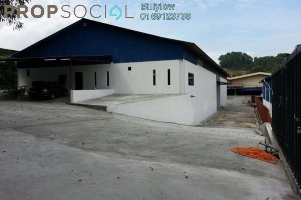 For Sale Factory at Kampung Baru Subang, Shah Alam Freehold Unfurnished 0R/0B 4.85m