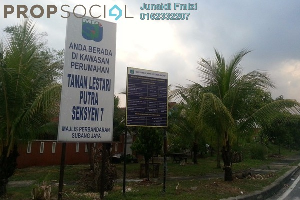 For Rent Terrace at Taman Lestari Putra, Bandar Putra Permai Leasehold Semi Furnished 3R/2B 900translationmissing:en.pricing.unit