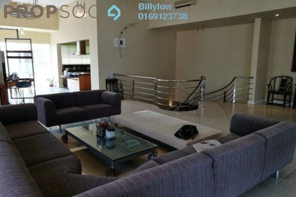 For Sale Serviced Residence at The Pines, Brickfields Freehold Semi Furnished 5R/0B 2.5m