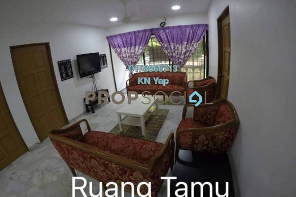 For Sale Apartment at Pandan Lake View, Pandan Perdana Leasehold Fully Furnished 3R/2B 320k