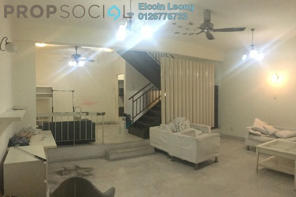 For Sale Terrace at Taman Connaught, Cheras Freehold Semi Furnished 5R/3B 710k