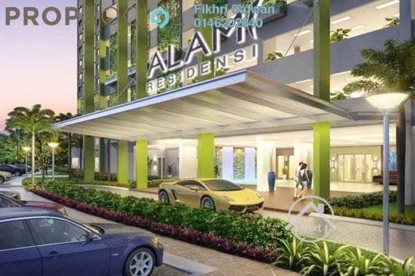 For Rent Condominium at Residensi Alami, Shah Alam Freehold Semi Furnished 3R/2B 1.7k