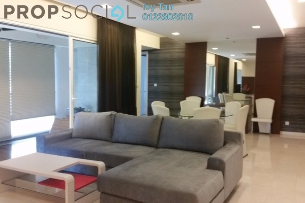 For Rent Condominium at Kiaraville, Mont Kiara Freehold Fully Furnished 4R/4B 7k