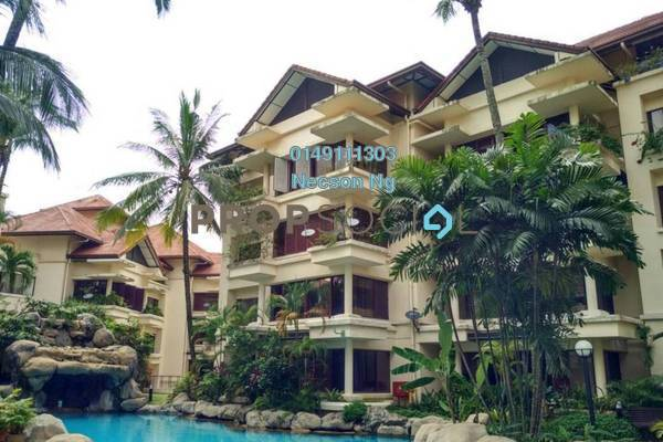 For Sale Condominium at Seri Duta I, Kenny Hills Freehold Fully Furnished 3R/3B 1.15m