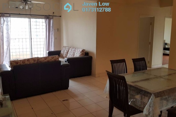 For Sale Apartment at Sri Bayu Apartment, Bandar Puchong Jaya Freehold Fully Furnished 3R/2B 445k