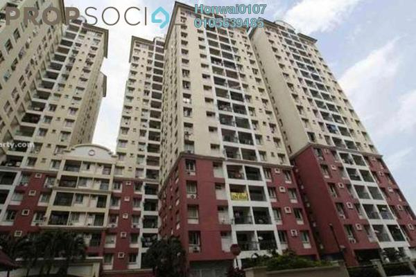 For Rent Apartment at Taman Serdang Perdana, Seri Kembangan Freehold Semi Furnished 3R/2B 800translationmissing:en.pricing.unit