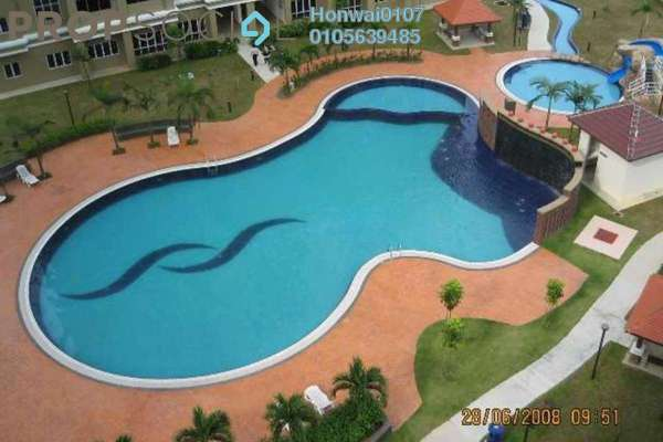 For Rent Condominium at Aseana Puteri, Bandar Puteri Puchong Freehold Fully Furnished 3R/2B 1.7k