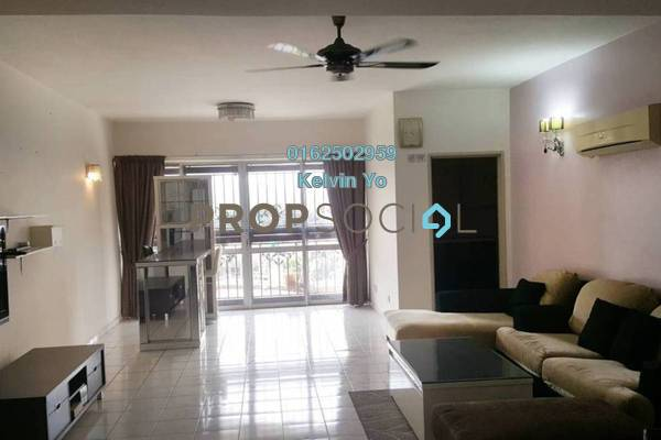 For Rent Condominium at Prima Duta, Dutamas Freehold Fully Furnished 3R/2B 2.1k