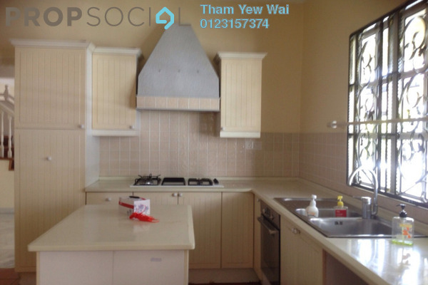 For Sale Terrace at Datuk Sulaiman, TTDI Freehold Semi Furnished 4R/3B 2.38m