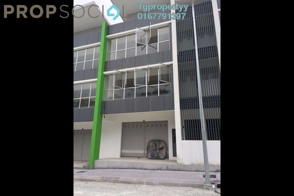 For Rent Shop at Kubica Square, Kajang Freehold Unfurnished 0R/0B 4.5k