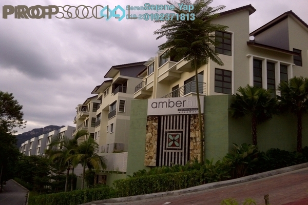 For Rent Semi-Detached at Amberhill, Melawati Freehold Semi Furnished 5R/5B 8.5k